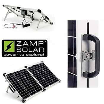 Zamp Solar 140 Watt Solar Kit For Rv And Other Outdoor